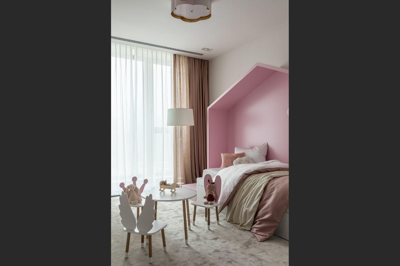 Дизайн квартиры в ЖК «РедСайд». Фото 07
