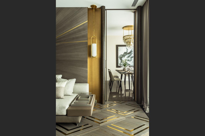 Дизайн квартиры в ЖК «РедСайд». Фото 04