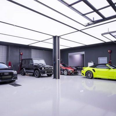 Первый и единственный Car Storage в России