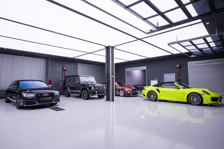 Первый и единственный Car Storage в России. Фото 01